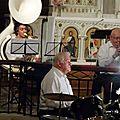 Concert de l'Ecole de Musique de CAUDROT 20 décembre 2014