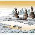 Habitat - Tentes type Pincevent