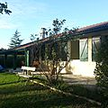 façade sud maison 5