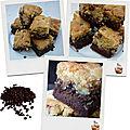 Brownie + cookies = le brookies