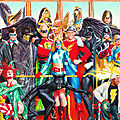 Dc comics : jsa / justice society of america