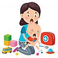 Enfants : minimisez le danger chez vous