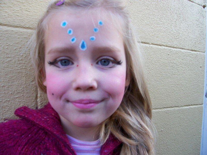 princesse sourire