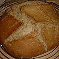 Pain à la farine d'épeautre au <b>Kitchenaid</b>