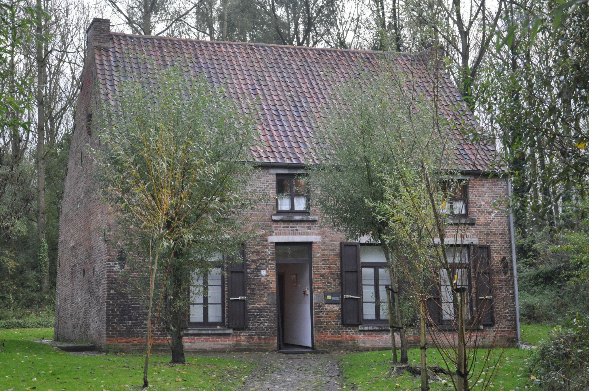 Cuesmes - Maison Van Gogh 1