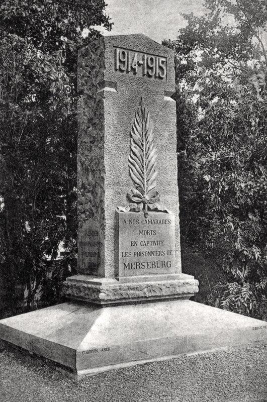 monument commémoratif aux prisonniers de Merseburg (2)