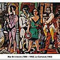 <b>Max</b> <b>Beckmann</b> (12 février 1884 – 27 décembre 1950)
