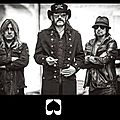 Ian Fraser <b>Kilmister</b> 'LEMMY' 1945 - 2015 - 'Born To Lose, Lived To Win' - MOTÖRHEAD