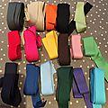 couleur pour porte-clés