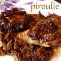 Recette dukan # 5 : poulet au coca light (phases 1 et 2, pp et pl)