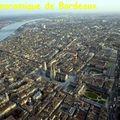 Superbe vue panoramique de mon Bordeaux
