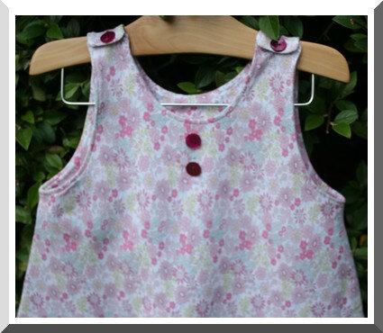 robe fleurie1
