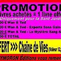 Promotion spéciale chez OXYMORON Editions pour la Sant Jordi 2012 à Perpignan