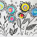 Floraison de printemps