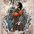 Lady mechanika, tome 2 : révélations de benitez & steigerwald