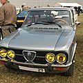 Alfa romeo giulia nuova super 1300 (1974-1977)