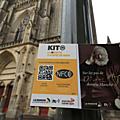 Une balade <b>numérique</b> et touristique sur les pas de Victor Hugo