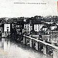 <b>Confolens</b> la Fête de la Victoire et le 14 juillet 1919. Le programme.