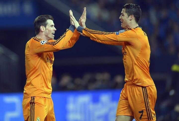 Schalke 04 Real Madrid 1 - 6 (21)