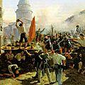 Une république mort-née, ii - les blanquistes et le drapeau rouge.