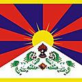 The <b>Tibetan</b> National Flag.