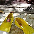 Je veux du jaune!