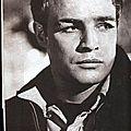 Marlon <b>Brando</b> dans On The Waterfront