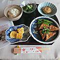 En cuisine avec akiko et machiko à kyoto...