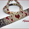 Bracelet coeurs2