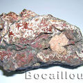 Cornaline-hematite h19