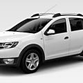 Ventes aux particuliers : la <b>Dacia</b> Sandero mène la course!