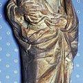 Saint Malo, Cathédrale Saint Vincent, Statue de Notre Dame de la Croix du Fiel