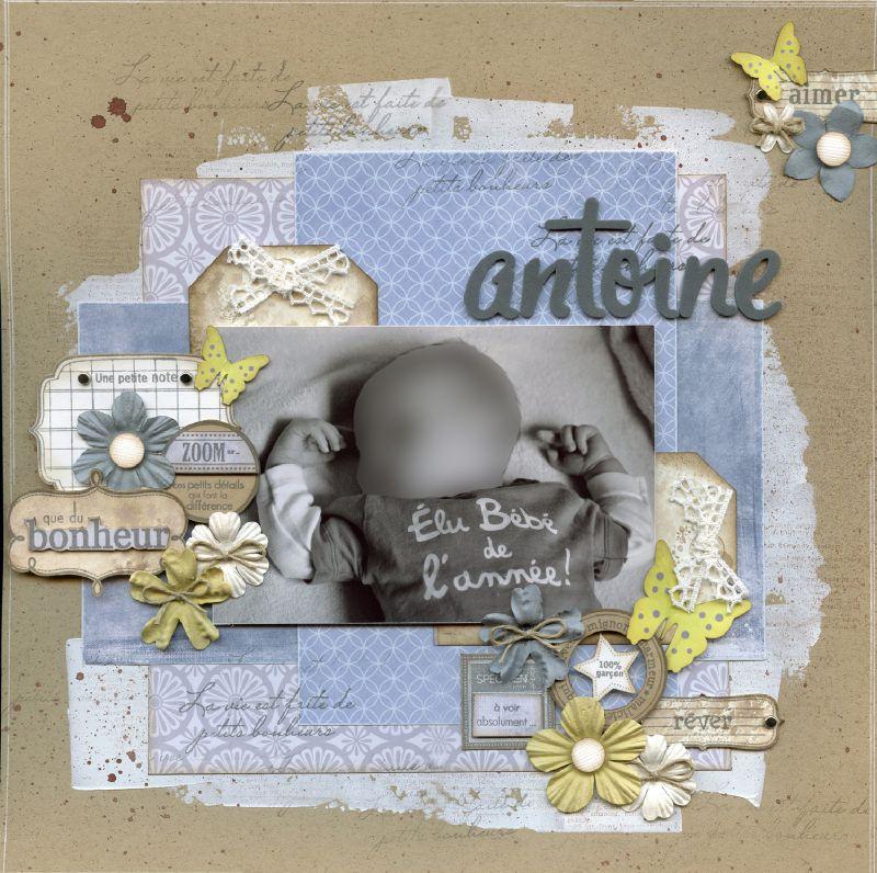 ANTOINE FLOUTé