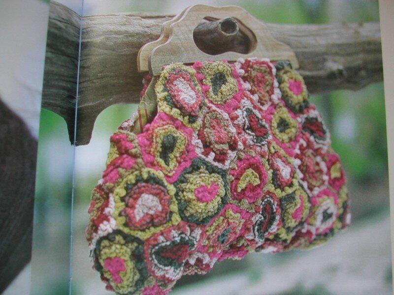 Paisley carpetbag