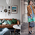 Colors selection / tandem d'images {déco & ❘ ❘ ❘ ❘ }