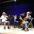 Un trio d'élèves (10 octobre 2008)