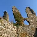 2009 03 15 Le château de la Tourette en décomposition
