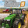 Test de <b>Farming</b> Simulator 19 - Jeu Video Giga France