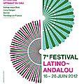 Exposition 7° Festival Latino - SEVRAN - du 16 au 26 juin 2012