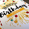 [carte] happy birthday