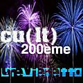 :cu(lt) #200, première partie