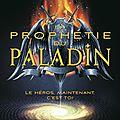 La prophétie du paladin, de mark frost