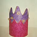 applique couronne