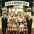 Les <b>Choristes</b> est maintenant disponible en VOD