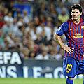 Barcelone pas vraiment au sommet
