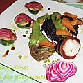 legumes croquants