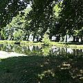 Soustons, le lac de la pointe des Vergnes et <b>Vieux</b> <b>Boucau</b>;