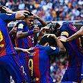 Liga : vidéo valence - barcelone résumé but messi (2-3)