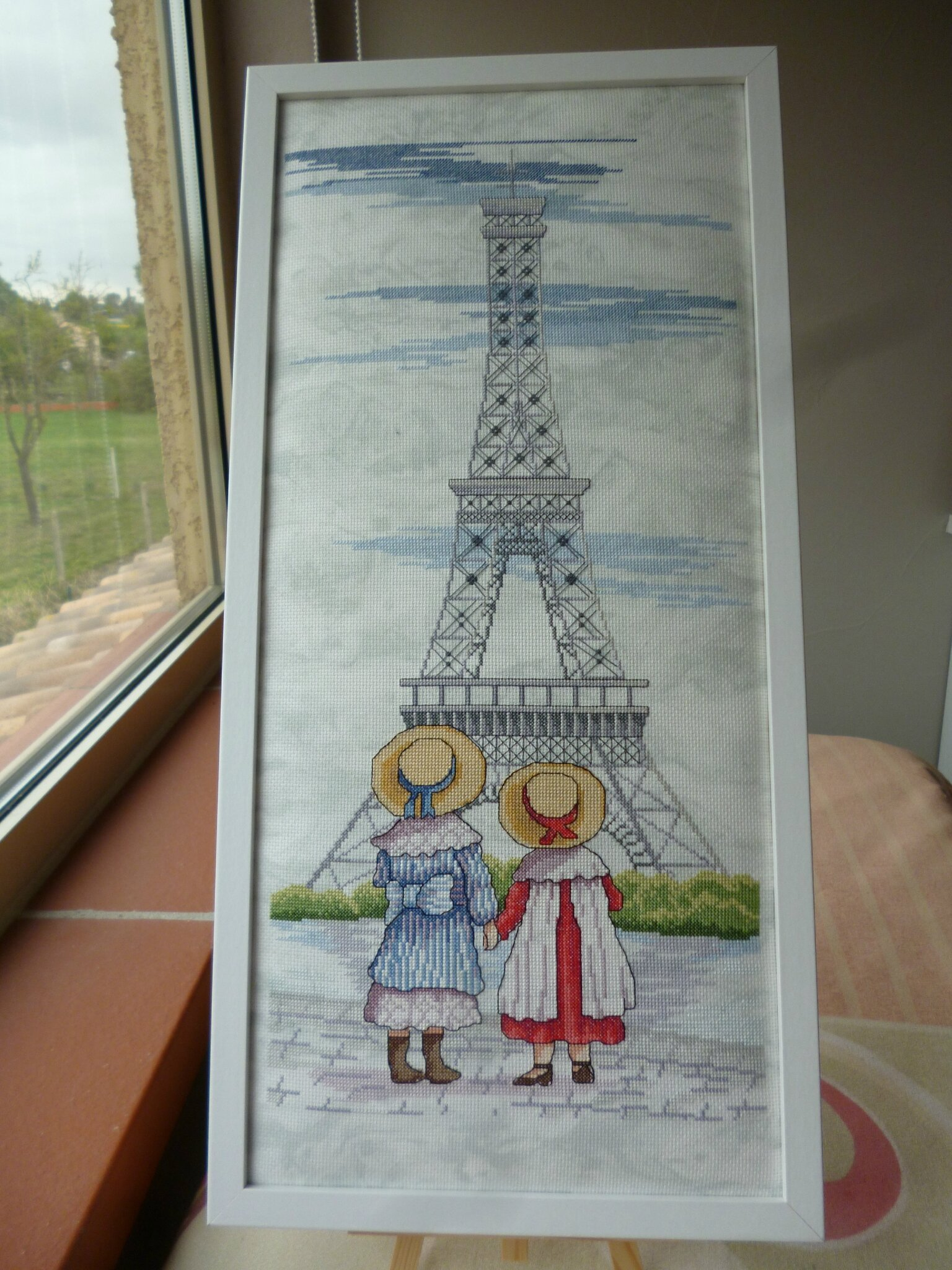 "Fintion de ""Eiffel Tower "" de Faye Wittaker"