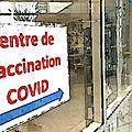 Covid-19 : passe sanitaire et obligation vaccinale
